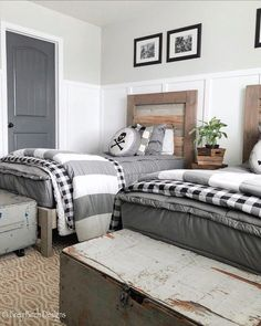 43 Cute Baby Toddler Bedroom Design Ideas To Inspire You. The transition from a baby to a toddler is a very crucial stage and parents have to help their children go through it safely and comfortably. Older Boys Bedrooms, Kids Rooms, Big Boy Rooms, Boys Bedroom Decor, Bedroom Ideas, Boys Bedroom Furniture, Kitchen Furniture, New Room, Home Interior
