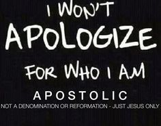 Apostolic flava