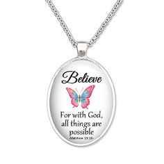 Christian Verse: 'For With God all things are by TributeCodeInc