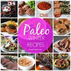 Paleo Winter Recipes