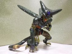 Dragon Ball HQ DX Creatures Cell First Form Figure Banpresto from Japan #BANPRESTO