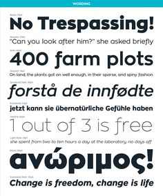 Nona Pro is a great new font which supports Greek too. It comes in many weights and it is affordable. Great!