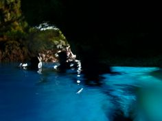 Blue Grotto@Okinawa