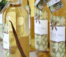Vanilkové Víno - víno jako lusk! 0,75l, 2014