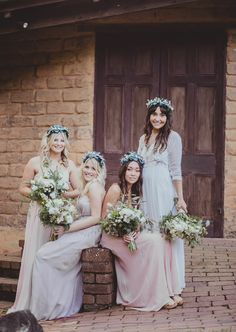 These girls are just gorgeous! { photo by Imagine Images Photography }