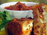 Deep-Fried Lasagna Recipe (Paula Deen)= I love Paula Deen, and this sounds so good!