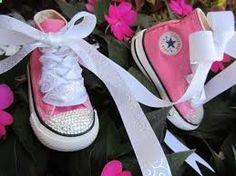 converse wedding - Google Search If you'd like me to custom bling your wedding converse sneakers, please visit my website for all the details and a free on line quote! sparklecreationsb...