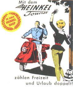 Heinkel Turist | Heinkel-Tourist-Shop
