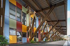 Ecole Ary Payet, Saint-Benoît, 2011 - 2APMR