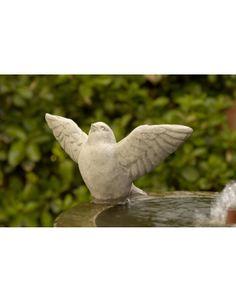Flutter Bird Garden Statue