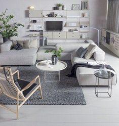 Interior Design Inspiration, Luxury Interior Design, Interior Styling, Big Floor Pillows, Minimal Living, Minimalist Interior, Living Room Sets, Outdoor Furniture Sets, Home Decor
