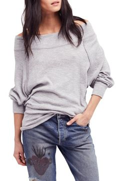9edfc47112cee1 Free shipping and returns on Free People Palisades Off the Shoulder Top at  Nordstrom.com