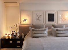 contemporary bedroom by Kelly Hoppen Interiors