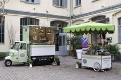 Fuori Salone 2010 by California Bakery,  - perfect little food cart and truck