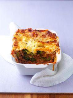 Sugarchallenge proof ovenschotles zonder aardappel: Courgette lasagne
