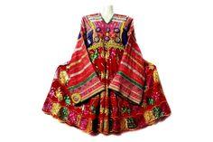 afghan costumes