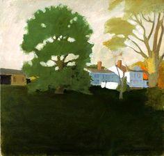 Fairfield Porter (American, 1907-1975)