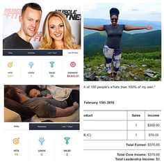 Shoutout!! To my amazing team that is on fire from our duplication of strategies!  AJ making $370 on autopilot overnight from Facebook  My fellow fitness addict from the Netherlands having an incredible past few weeks.  And I seem to continue to make sales even when I'm napping with my boy lol!  How is this possible you ask? We have all invested ourselves into this business and continue to be consistent with our actions.  This isn't a get rich quick scheme but it is a long term profitable…