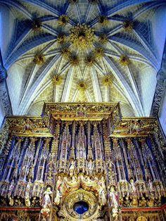 Catedral del Salvador, La Seo, Zaragoza, Aragón, España