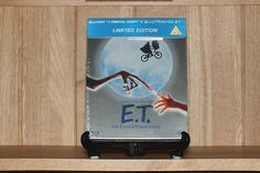 UK E.T. Bluray steelbook