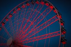 Lisa Mayers Houff @lisahouff It's the Sky Wheel at Myrtle Beach SC.  I was standing under it as the colors changed. #visualsoflife #womeninphotography #inspiration #photo #photos #pic #pics #picture #photographer #pictures #snapshot #art #beautiful #photoshoot #photodaily #red #photography #girlgaze