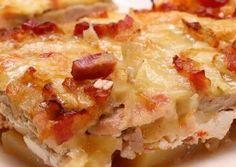 Hawaiian Pizza, Food, Pork, Essen, Meals, Yemek, Eten