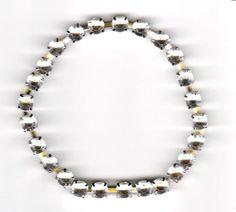 Armband mit Strass-Steinen, Armkette, Armschmuck, Armreif