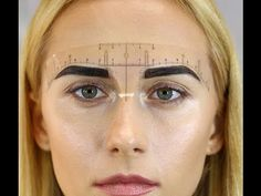 Eyebrow Ruler (Roll of 50) – Daria Chuprys Permanent Makeup Academy