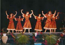Jewish dance - Wikipedia, the free encyclopedia