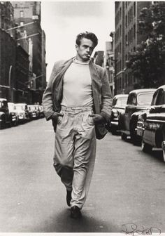 James Dean. (youth memories)