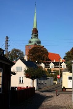 Nysted Kirke, Nysted, Denmark.