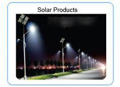 Akshar Enterprise is a Solar Street Lights manufacturers and suppliers in Ahmedabad. Solar Lighting system is a easiest and cheapest way to utilizing solar energy is going in for standalone street lights.