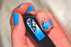 Kelsie's Nail Files: Review: Mont-Bleu Glass Nail Files
