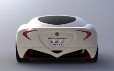 Alfa Romero 6C Cuore Sportivo Concept