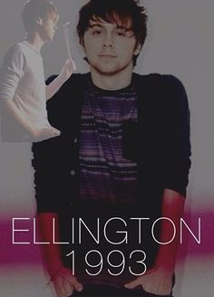 Ellington Ratliff...... Happy Birthday!