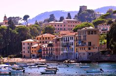 Rapallo (Italy) Photo by Rick Brown -- National Geographic Your Shot