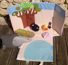Le machin 2                                                                                                                                                                                 Plus Story Time, Didier, Portable House, Voici, Couture Sewing, Storytelling, Kids Toys, Diy For Kids, Felt