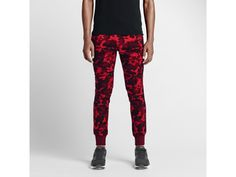 Nike Tech Fleece Camo Men's Pants