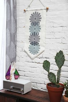 Medallion Wall Hanging | Urban Outfitters