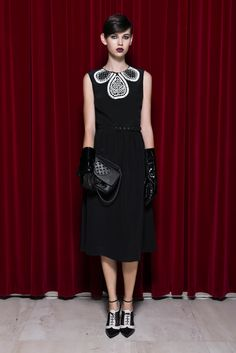 Moschino Cheap And Chic Pre-Fall 2013 - Collection - Gallery - Style.com