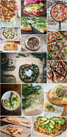 15 Outstanding Pizza Recipes