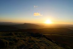 View from the Sugarloaf Mountain at sunrise captured by Becky James.