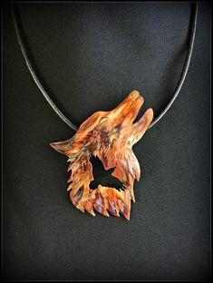 Wolf Totem, Wolf Jewelry, Clay Jewelry, Jewellery, Fox Tattoos, Tree Tattoos, Deer Tattoo, Raven Tattoo, Tattoo Ink