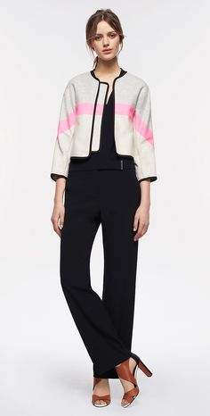 MAX&Co. AW 2015 - Boxy Jacket CANALE / Jumpsuit PACOS / Sandals ACCETTO