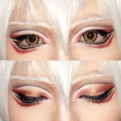 nakigitsune make up