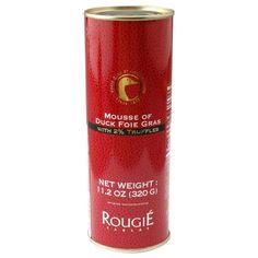 Mousse of Duck Foie Gras with Truffle 11.2 oz - tin @ https://houseofcaviarandfinefoods.com/foie-gras/mousse-of-duck-foie-gras-with-truffle-11-2-oz-tin-detail #caviar #blackcaviar #finefoods #gourmetfoods #gourmetbasket #foiegras #truffle #italiantruffle #frenchtruffle #blacktruffle #whitetruffle #albatruffle #gourmetpage #smokedsalmon #mushroom #frozenporcini #curedmeets #belugacaviar #ossetracaviar #sevrugacaviar #kalugacaviar #freshcaviar #finecaviar #bestcaviar #wildcaviar #farmcaviar