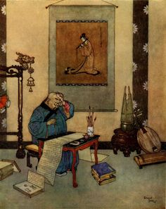 Edmund_Dulac_-_The_Nightingale_4