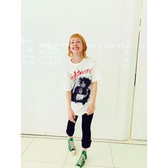"KAELA KIMURA on Instagram: ""🤘"" 21st, T Shirt, Instagram, Tops, Women, Fashion, Supreme T Shirt, Moda, Tee Shirt"