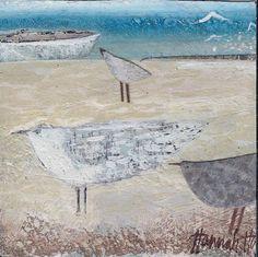 Hannah|Hann : Beach Birds