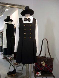 #otome #kei #outfit #idea #cute #japanese #janemarple #style #fashion